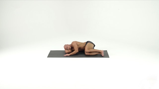 Stack 1- Side Lying with Single Kneeling