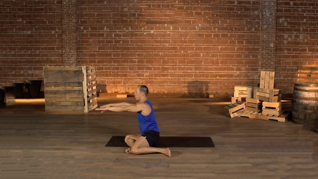 QW- Mobility Rx Workout 2- Round 1