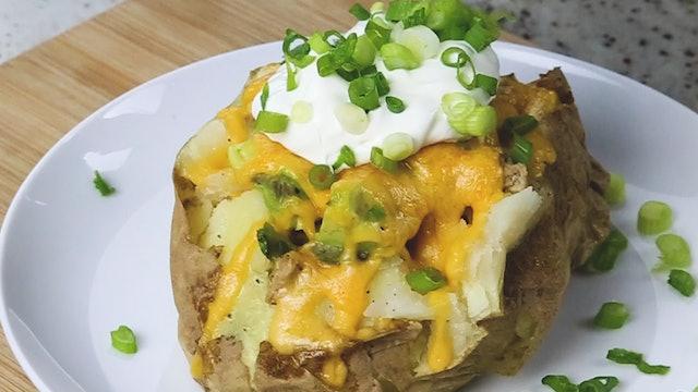 Fast Fuel - Loaded Baked Potato