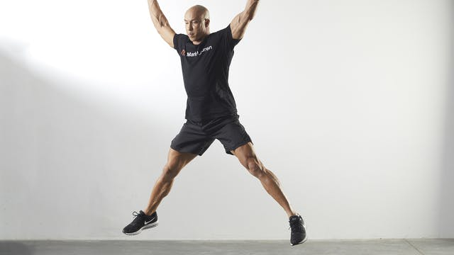 FRIDAY: Legs and Core INTERVAL SETS