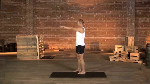 QW - Mobility Rx Workout 1 - Round 3
