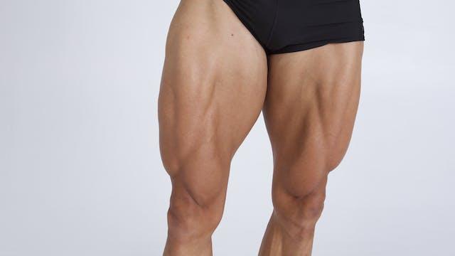 FOCUS 15 Legs and Glutes
