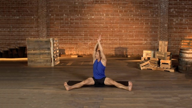 QW- Mobility Rx Workout 2- Round 2