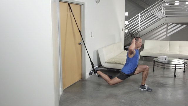 Suspension Trainer Workout 1