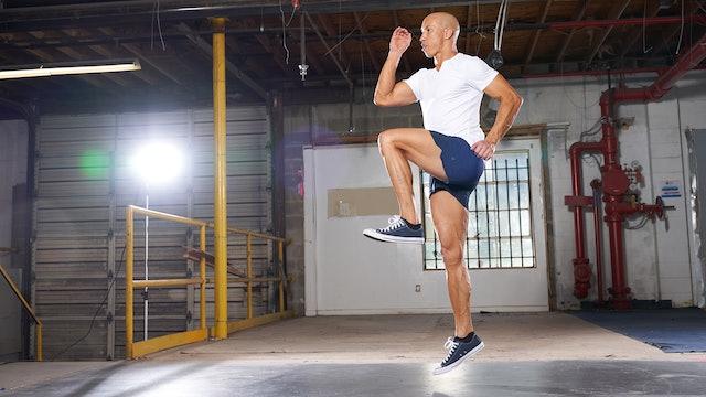 Speed Sets- High Knee Skip