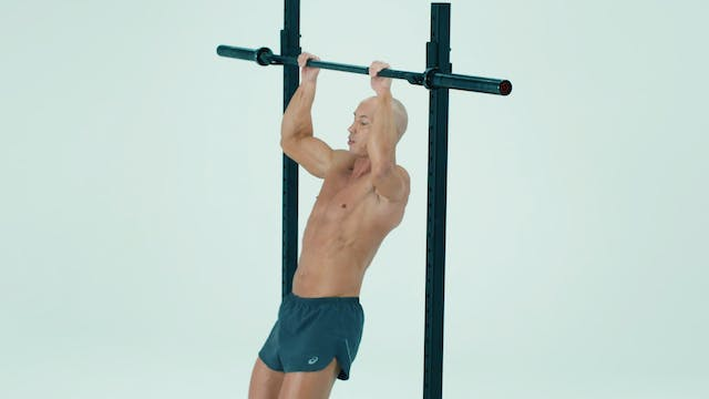 Superset: Negative Pull Up with Singl...