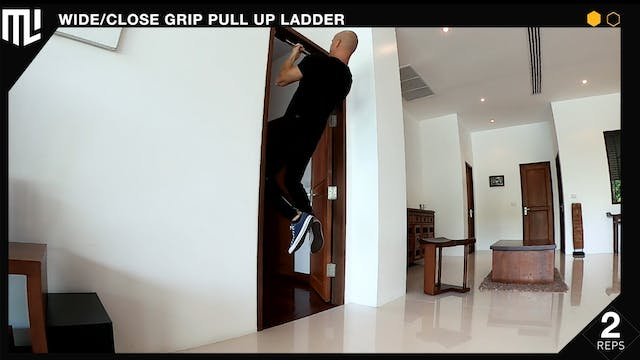7.5 Minute LADDER Wide and Close Grip...