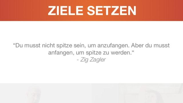 Ziele setzen (DE)