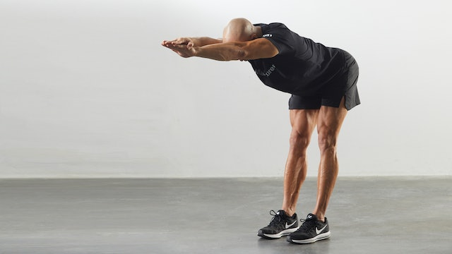 PYRO: Skydiver, Deadlift to Squat, Burpee