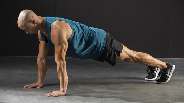 Speed Sets - Push Ups
