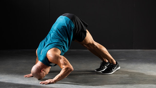 Ladder Workout 1: Chin Ups, Military Press, Bulgarian Split Squats