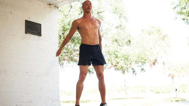 Kurzes Workout- Full Body Circuit 1 (DE)