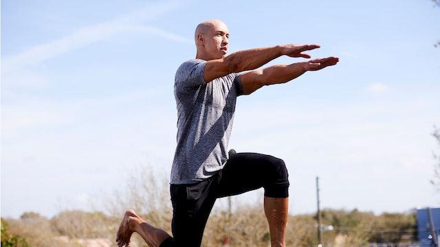 Rehab Kneeling Workout: Part 2