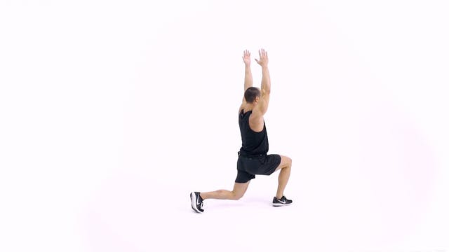 Bodyweight Plus - Workout 1