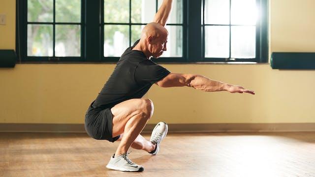 TUESDAY: Leg Workout 1