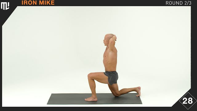 INTERVAL SETS Iron Mikes