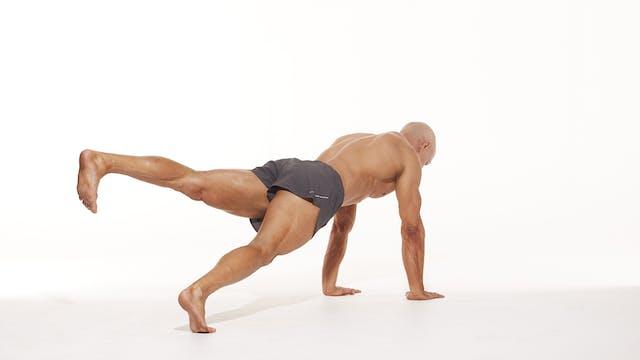 Quick Workout- Ruckus Lvl 1