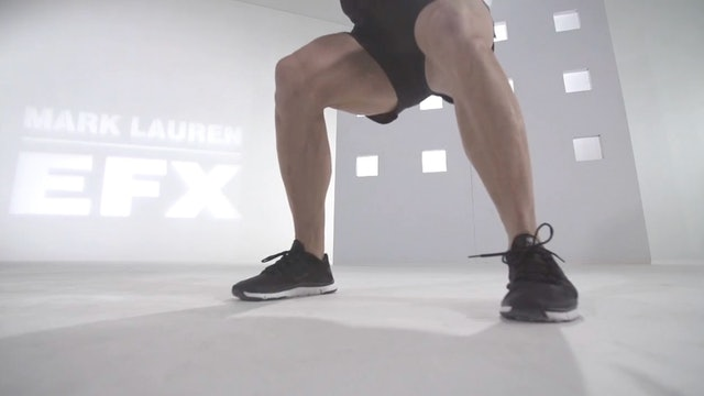 Elite Functional Exercise (EFX) and Mobility Rx Promo