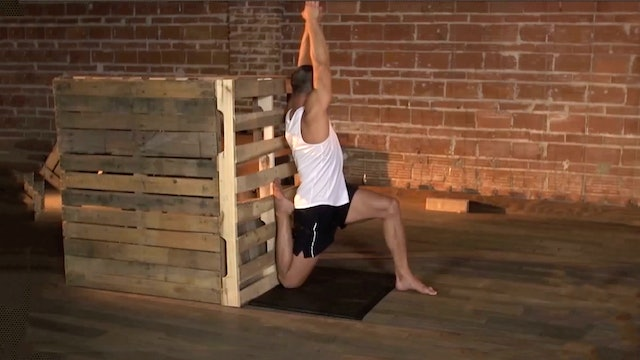 QW- Mobility Rx Workout 1- Round 2