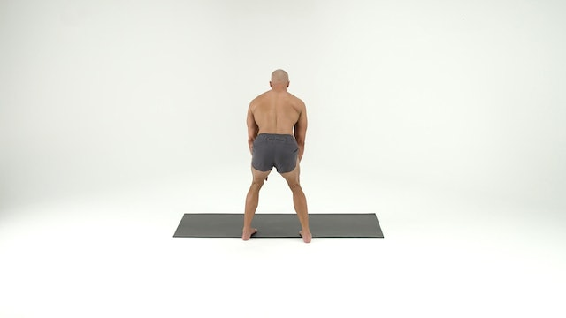 Stack 3- Back Lying with Lunging