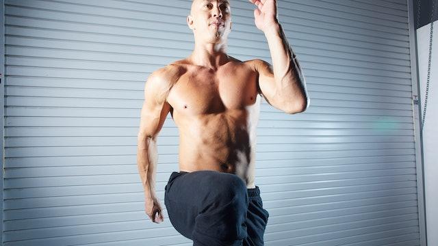 Kurzes Workout- Full Body Circuit 2 (DE)
