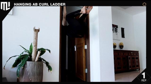 7.5 Minute LADDER Hanging Ab Curls