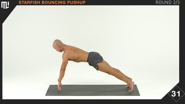 INTERVAL SETS Starfish Bounce