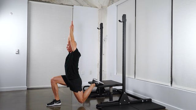 Tutorial- Bulgarian Split Squat