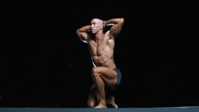 2.0 Mixed Floor Exercises with Short Kneeling