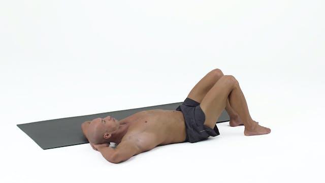 Rehab- Back Lying Exercises (single s...