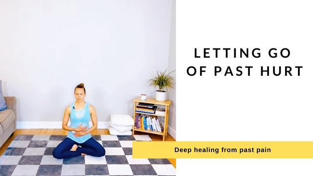 Letting go of Past Hurt