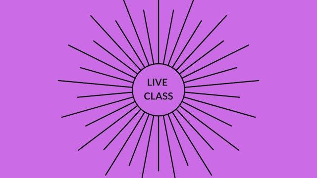 Live Class April 11, 2020