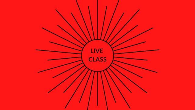 Live Class Apr 25, 2020