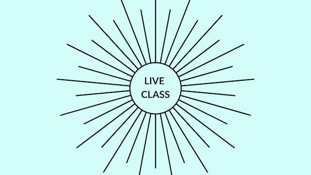 Live Class September 12, 2020