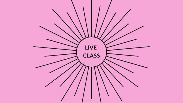 Live Class August 8, 2020