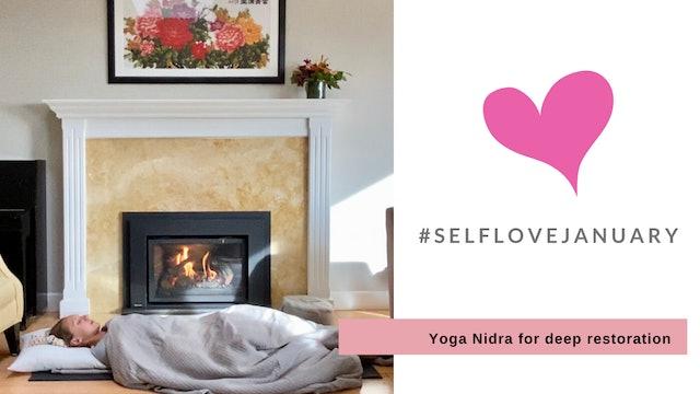 Yoga Nidra for Restoration