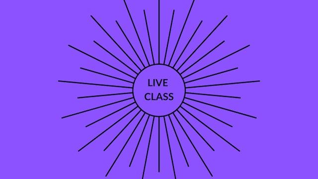 Live Class June 6, 2020