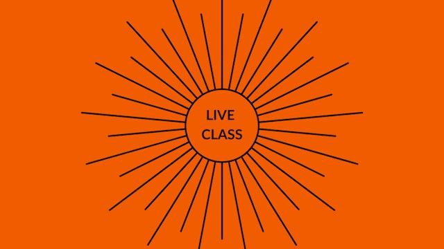 Live Class June 27, 2020