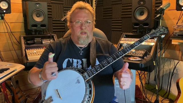 Banjo #9 - Melodic Banjo