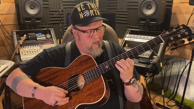 Guitar #17 - The Mathematician Part 2
