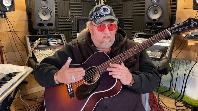 Guitar #14 - Deep River Blues Part 1