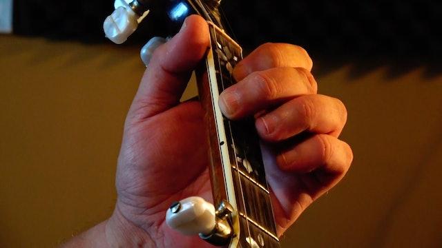 Banjo #4 Rolls and Left Hand