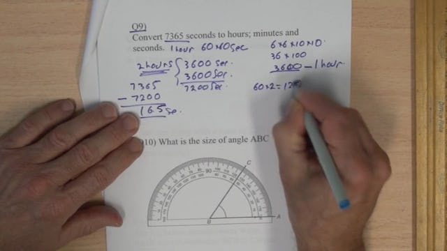 TESTS.03 # MEASUREMENT AND GEOMETRY