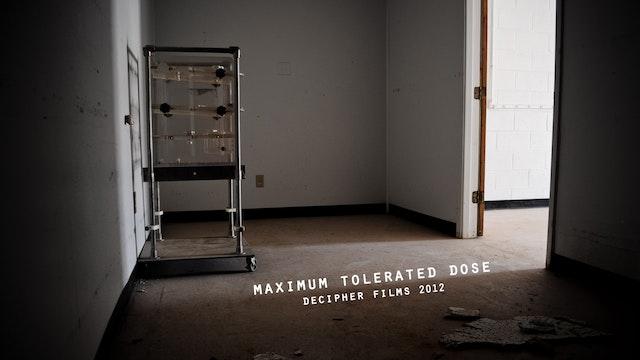 Maximum Tolerated Dose - Economy Edition