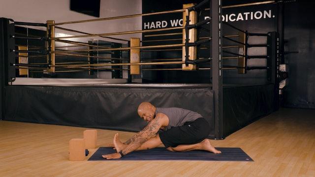 Runner's Yoga Stretch #1
