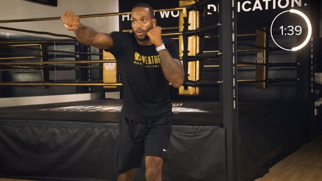 Boxing Fitness #6