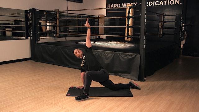 Athletic Stretch #1