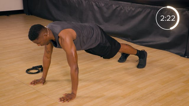 Boxing HIIT #5