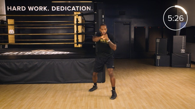 Boxing Fitness #4