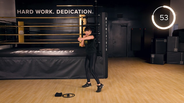 Boxing HIIT #1